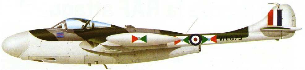 de Havilland DH 112 Venom