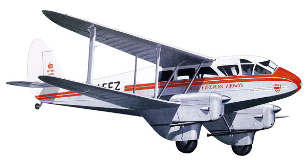 de Havilland DH.84 Dragon