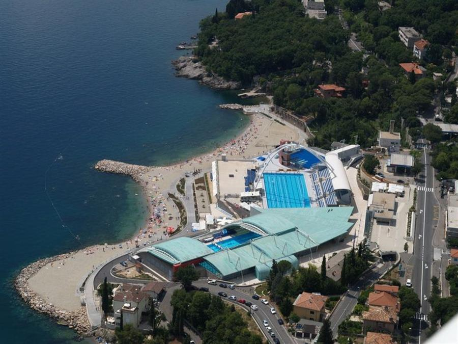 Rijeka camp croatia Hatfield swimming pool prices
