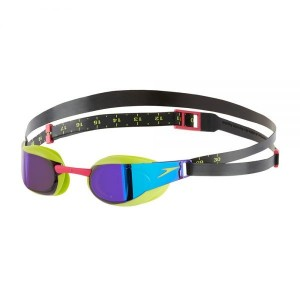 Fastskin Elite Mirror Goggle Green:PurpleNEW b789